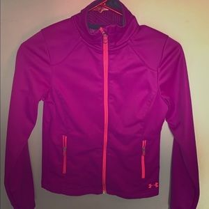 Under Armour Jackets & Coats - girls youth small UA